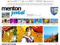 Menton - Alpes-Maritimes-France